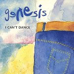 Genesis - I Can't Dance