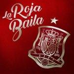 Sergio Ramos y Niña Pastori - La Roja baila